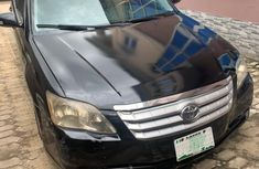 Nigerian Used 2007 Toyota Avalon