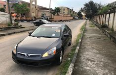 Foreign Used Honda Accord 2007 Model