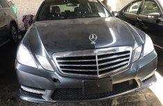 Tokunbo Mercedes Benz E350 2013 Model