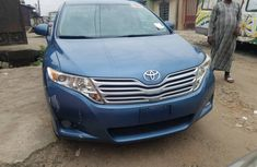 Toyota Venza 2010 Model Foreign Used Blue for Sale