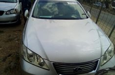 Used Lexus ES 350 Foreign 2008 Model Silver for Sale