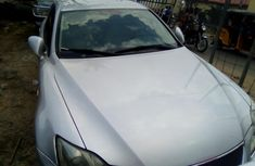 Lexus IS 2007 Model Foreign Used Silver for Sale