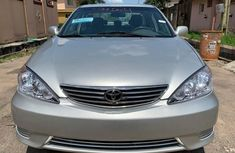 Used Toyota Camry Foreign 2006 Model Silver for Sale