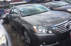Toyota Avalon 2007 Model Foreign Used Gray for Sale