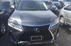 Used Lexus RX 350 Foreign 2012 Model Gray