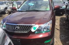 Used Lexus RX 350 Foreign 2008 Model Brown