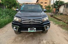 Nigerian used Toyota Hilux 2016 Model