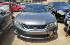 Foreign used Honda Accord Coupe 2013 model