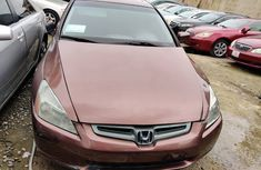 Nigerian used Honda Accord 2004  model
