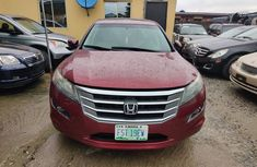 Nigerian used Honda Accord Crosstour 2010 model