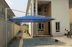 Carports in Nigeria: design & prices