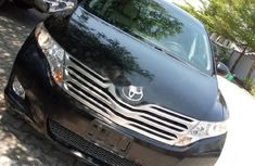 Foreign Used  Toyota Venza 2012 Model Black