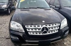 Foreign Used Mercedes-Benz ML350 2011 Automatic