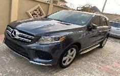 Very Clean Foreign used Mercedes-Benz GLE 2016