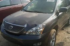 Foreign Used Lexus RX 2007 Model Gray
