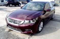 Very Clean Nigerian used 2014 Honda Accord