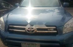 Nigeria Used Toyota RAV4 2007 Model Blue
