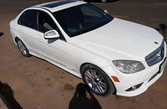 Nigerian Used Mercedes-Benz C300 2011