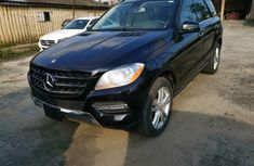 Foreign Used Mercedes-Benz ML350 2015 for sale
