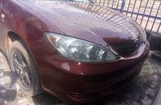 Used Toyota Camry Nigeria Big Daddy 2003 Model Red