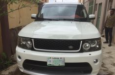 Foreign used Range Rover Sport 2008 model