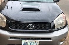 Used Toyota Rav4 Nigerian Used Jeep 2005 Model