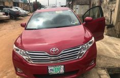 Toyota Venza 2010 Nigerian Used Crossover for Sale