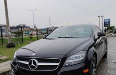 2012 Mercedes Benz S550 Foreign Used Black in Lagos
