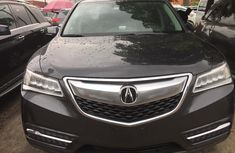 Acura MDX 2015 Model Foreign Used Gray for Sale