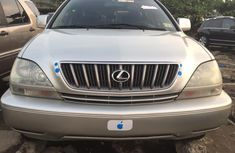 Lexus RX 300 2003 Model Foreign Used Silver
