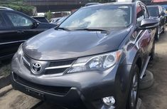 Toyota RAV4 2016 Model Foreign Used Gray for Sale
