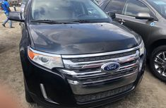 Ford Edge 2013 Model Foreign Used Black for Sale