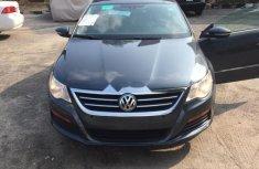 Tokunbo Volkswagen CC2011 Model Gray