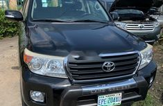 Nigerian Used 2012 Toyota Land Cruiser for sale in Lagos