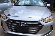 Tokunbo Hyundai Elantra 2017 Model Silver