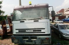 Foreign Used IVECO Trakker 2000 Model White