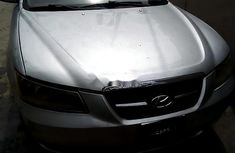 Nigeria Used Hyundai Sonata 2006 Model Gray