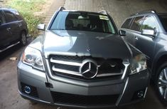 Foreign Used Mercedes-Benz GLK 2011 Model Silver