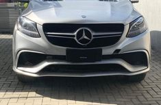 Sparkling Foreign used 2017 Mercedes-Benz GLE