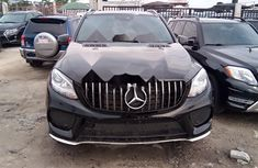 Foreign Used Mercedes-Benz GLE 2016 for sale