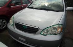 Very Clean Foreign used Toyota Corolla 2006