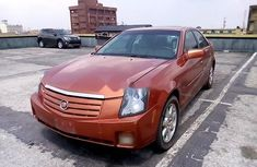 Nigeria Used Cadillac CTS 2003 Model
