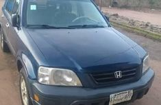 Well Maintained Nigerian used 2001 Honda CR-V