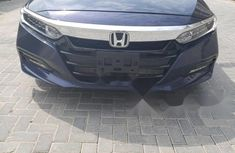 Foreign used 2018 Honda Accord for sale