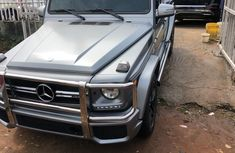 Tokunbo Mercedes-Benz AMG 2016 Model Gray