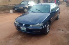 Very Clean Nigerian used 1998 Peugeot 406