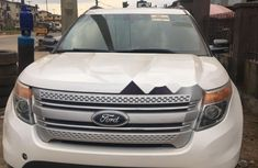 Extremely Neat Foreign used Ford Explorer 2012
