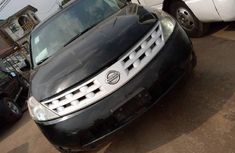 Nigeria Used Nissan Murano 2008 Model Black