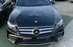 Tokunbo Mercedes-Benz E300 2017 Model Black
