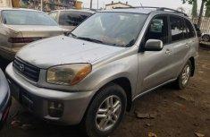 Neat Nigerian used Toyota RAV4 2003 Automatic Petrol ₦1,100,000
